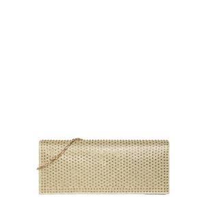 Mascara Listová kabelka zlatá vyobraziť