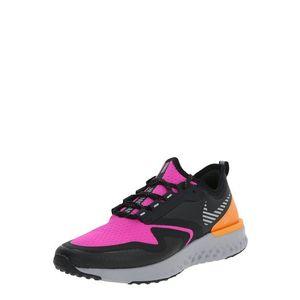 NIKE Bežecká obuv 'ODYSSEY REACT 2 SHIELD' oranžová / ružová / čierna vyobraziť