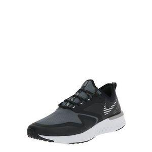 NIKE Bežecká obuv 'ODYSSEY REACT 2 SHIELD' sivá / čierna vyobraziť