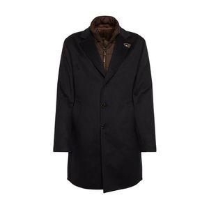 JOOP! Prechodný kabát tmavomodrá / hnedé vyobraziť