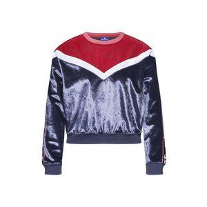 Champion Authentic Athletic Apparel Mikina námornícka modrá / červená vyobraziť