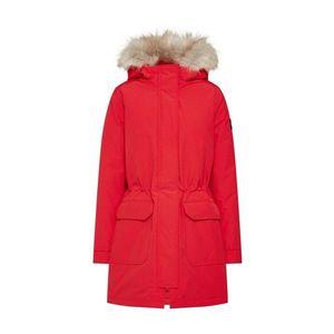 Calvin Klein Jeans Zimná parka 'MW PARKA' červené vyobraziť