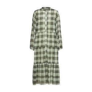 Minimum Košeľové šaty 'Mikuna' zelená vyobraziť