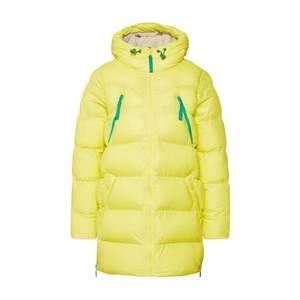 HUNTER Zimný kabát žlté vyobraziť