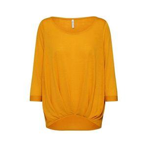 Hailys Tričko 'Mara' žlté vyobraziť