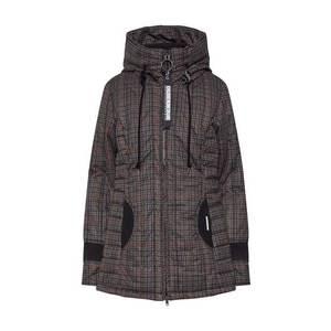 Khujo Zimná bunda 'TWEETY PRIME_3' hnedé / zmiešané farby vyobraziť