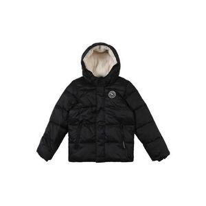 Abercrombie & Fitch Zimná bunda čierna vyobraziť