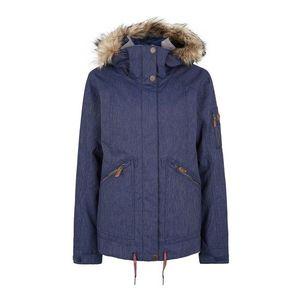 ROXY Outdoorová bunda 'MEADE DENIM' modré vyobraziť