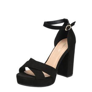 ABOUT YOU Sandále 'Carina' čierna vyobraziť