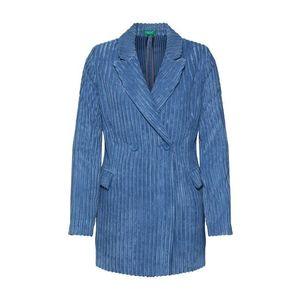 UNITED COLORS OF BENETTON Prechodný kabát modré vyobraziť