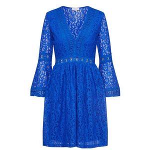 Carolina Cavour Šaty kráľovská modrá vyobraziť