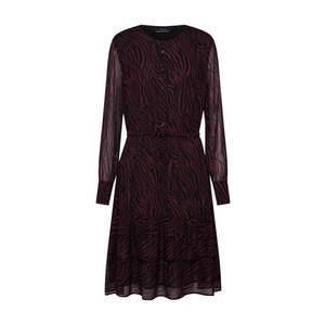 SET Šaty červené / čierna vyobraziť