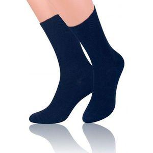 Pánske ponožky 018 dark blue vyobraziť