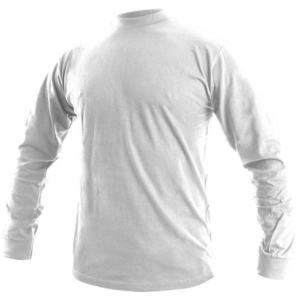 Canis Pánske tričko s dlhým rukávom PETR - Bílá | M vyobraziť