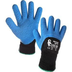 Canis Zimné pracovné rukavice ROXY BLUE WINTER vyobraziť