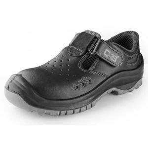 Canis Pracovné sandále SAFETY STEEL IRON S1 - 36 vyobraziť