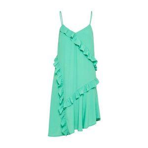 EDITED Letné šaty 'Bria' zelená vyobraziť