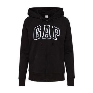 GAP Tepláková bunda čierna vyobraziť