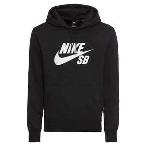 Nike SB Mikina čierna vyobraziť