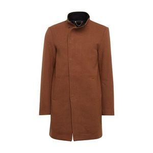 Only & Sons Prechodný kabát 'OSCAR WOOL COAT' hnedé vyobraziť