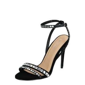 ABOUT YOU Sandále 'Evelyn' čierna vyobraziť