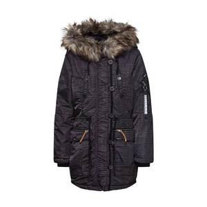 Khujo Zimná bunda 'LORENE' zmiešané farby / čierna vyobraziť