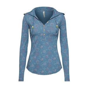 Ragwear Tričko 'DROP A ORGANIC' dymovo modrá vyobraziť