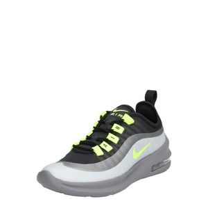 NIKE Športová obuv 'Air Max Axis' čierna / grafitová / limetová vyobraziť