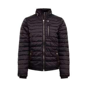 BLEND Prechodná bunda čierna vyobraziť