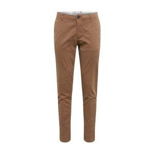 SELECTED HOMME Chino nohavice hnedé vyobraziť