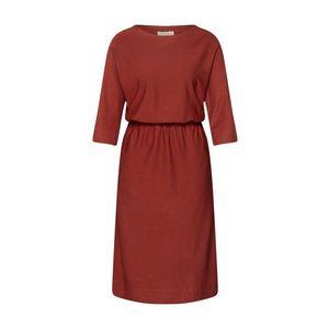 ARTLOVE Paris Šaty '52010' hrdzavo červená vyobraziť