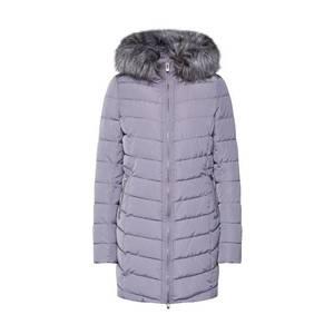 ONLY Zimný kabát striebornošedá vyobraziť