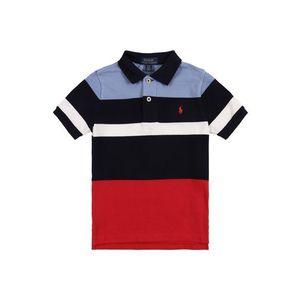POLO RALPH LAUREN Tričko zmiešané farby vyobraziť