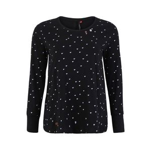 Ragwear Plus Tričko 'MALINA HEARTS PLUS' čierna vyobraziť