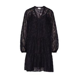 Neo Noir Šaty 'Frances Party' čierna vyobraziť