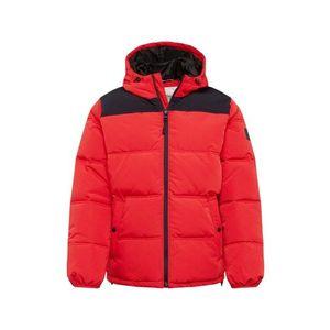 ESPRIT Zimná bunda 'Puffer jacket' červené vyobraziť