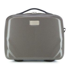Šedý kozmetický kufrík z kolekcie PC Ultra Light. vyobraziť