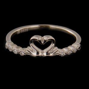 Strieborný prsteň 60867 vyobraziť