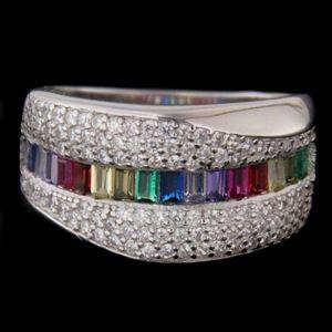 Strieborný prsteň 60892 vyobraziť