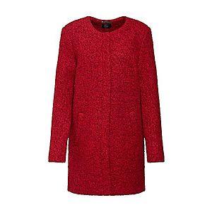 ONLY Prechodný kabát červené vyobraziť