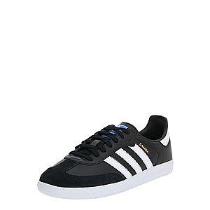 ADIDAS ORIGINALS Športová obuv 'SAMBA' čierna vyobraziť
