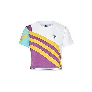 ADIDAS ORIGINALS Tričko fialová vyobraziť
