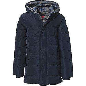 S.Oliver Junior Zimná bunda tmavomodrá vyobraziť