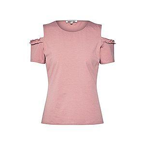 ABOUT YOU Tričko 'Clarissa' ružová vyobraziť
