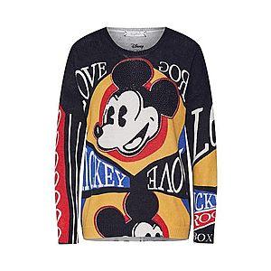 Frogbox Sveter 'Mickey' čierna vyobraziť