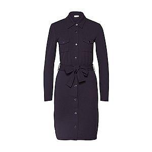 JACQUELINE De YONG Košeľové šaty 'STEPHANIE' námornícka modrá vyobraziť