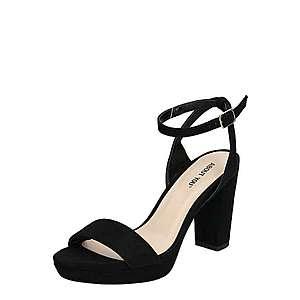 ABOUT YOU Remienkové sandále 'Christin' čierna vyobraziť