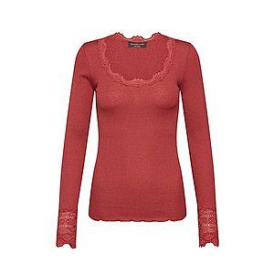 Rosemunde Tričko hrdzavo červená vyobraziť