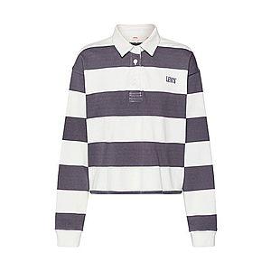 LEVI'S Tričko čierna / biela vyobraziť