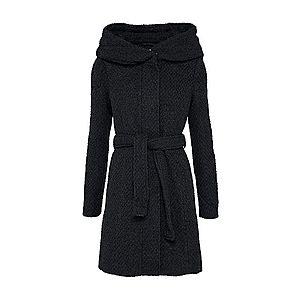 VILA Prechodný kabát 'Vicama' čierna vyobraziť